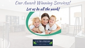 Ultra Fresh Carpet Cleaning Services